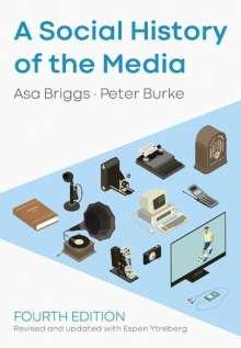 Peter Burke: Social History Of The Media, Buch