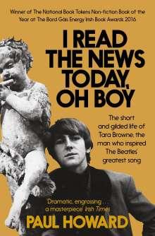 Paul Howard: I Read the News Today, Oh Boy, Buch