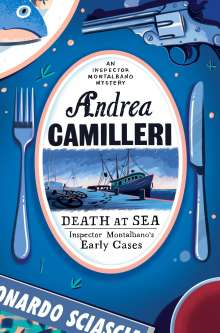 Andrea Camilleri (geb. 1925): Death at Sea, Buch