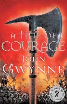 John Gwynne: A Time of Courage, Buch