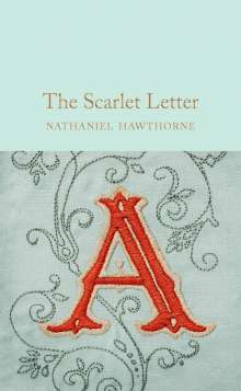 Nathaniel Hawthorne: The Scarlet Letter, Buch