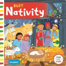 Emily Bolam: Busy Nativity, Buch