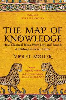 Violet Moller: The Map of Knowledge, Buch