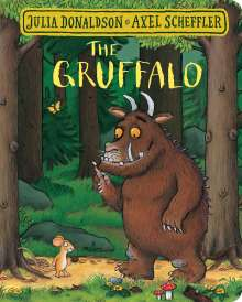 Julia Donaldson: The Gruffalo, Buch