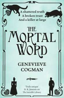 Genevieve Cogman: The Mortal Word, Buch