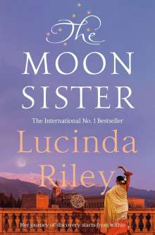 Lucinda Riley: The Seven Sisters 5. The Moon Sister, Buch