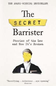 The Secret Barrister: The Secret Barrister, Buch