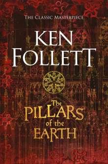 Ken Follett: The Pillars of the Earth, Buch