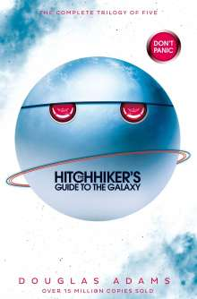 Douglas Adams: The Hitchhiker's Guide to the Galaxy Omnibus, Buch