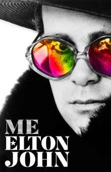 Elton John: Me, Buch
