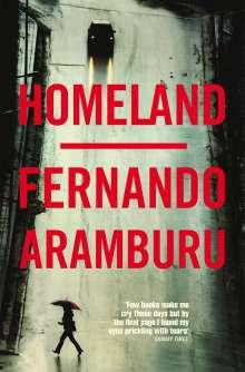 Fernando Aramburu: Homeland, Buch