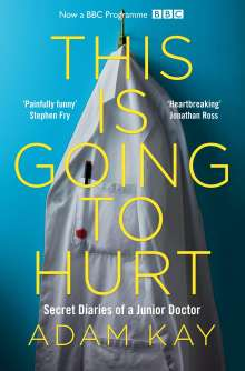 Adam Kay: This is Going to Hurt, Buch