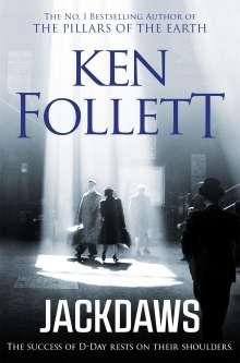 Ken Follett: Jackdaws, Buch