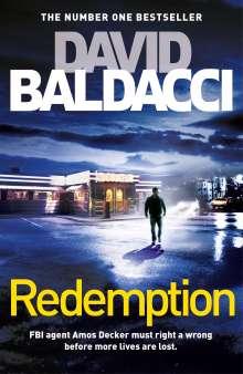 David Baldacci (geb. 1960): Redemption, Buch