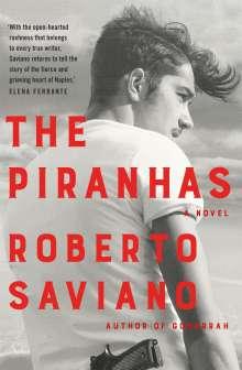 Roberto Saviano: The Piranhas, Buch