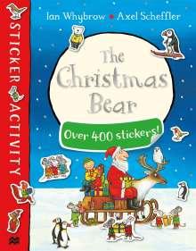 Ian Whybrow: The Christmas Bear Sticker Book, Buch