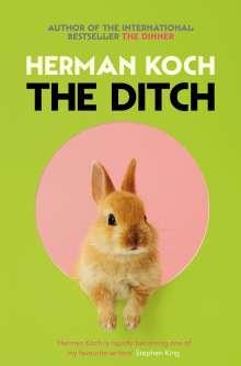 Herman Koch: The Ditch, Buch