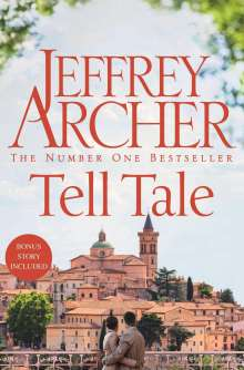Jeffrey Archer: Tell Tale, Buch