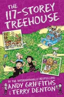 Andy Griffiths: The 117-Storey Treehouse, Buch