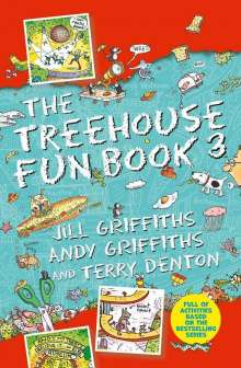 Andy Griffiths: The Treehouse Fun Book 3, Buch