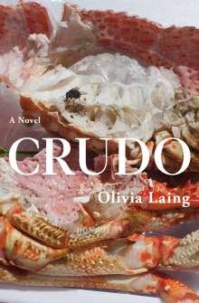 Olivia Laing: Crudo, Buch