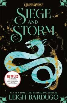Leigh Bardugo: The Grisha 2 : Siege and Storm, Buch