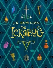 J. K. Rowling: The Ickabog, Buch