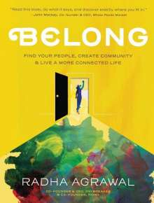 Radha Agrawal: Belong, Buch