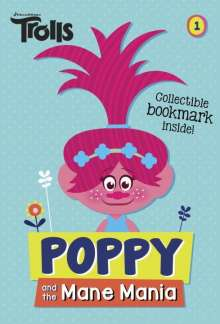 David Lewman: Poppy and the Mane Mania (DreamWorks Trolls Chapter Book #1), Buch