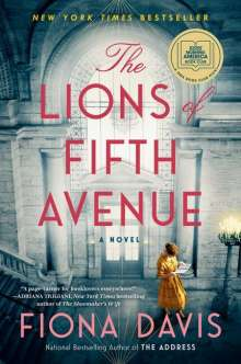Fiona Davis: The Lions Of Fifth Avenue, Buch