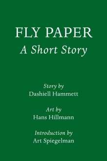 Dashiell Hammett: Fly Paper: A Short Story, Buch