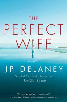 Jp Delaney: The Perfect Wife, Buch