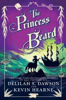 Kevin Hearne: The Princess Beard, Buch