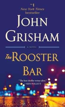 John Grisham: The Rooster Bar, Buch