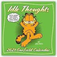 Jim Davis: Garfield - Funny Business 2021 - 16 Monatskalender, Diverse