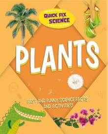 Paul Mason: Quick Fix Science: Plants, Buch