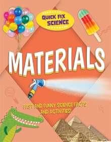 Paul Mason: Quick Fix Science: Materials, Buch