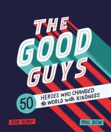 Rob Kemp: The Good Guys, Buch