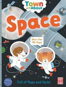 Pat-a-Cake: Town and About: Space, Buch