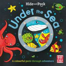 Pat-a-Cake: Under the Sea, Buch