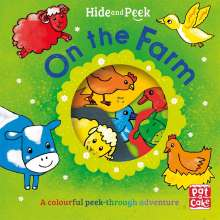 Pat-a-Cake: Hide and Peek: On the Farm, Buch