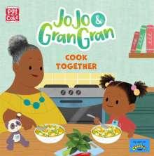 Pat-a-Cake: JoJo & Gran Gran: Cook Together, Buch