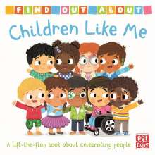 Pat-a-Cake: Find Out About: Children Like Me, Buch