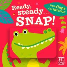 Pat-a-Cake: Ready Steady...: Snap!, Buch