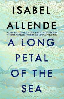 Isabel Allende: A Long Petal of the Sea, Buch