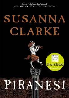 Susanna Clarke: Piranesi, Buch