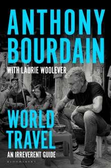Anthony Bourdain: World Travel, Buch