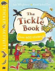 Ian Whybrow: The Tickle Book Sticker Book, Buch