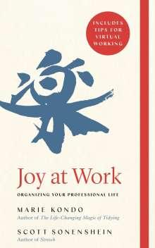 Marie Kondo: Joy at Work, Buch