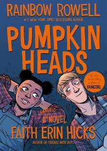Rainbow Rowell: Pumpkinheads, Buch